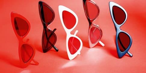 Adam Selman Bekerja Sama dengan Le Specs Sunglasses