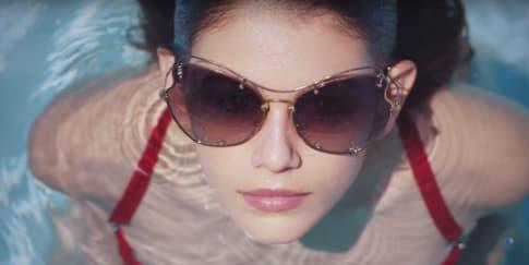 Kaia Gerber Tampil di Film Fashion Pertamanya