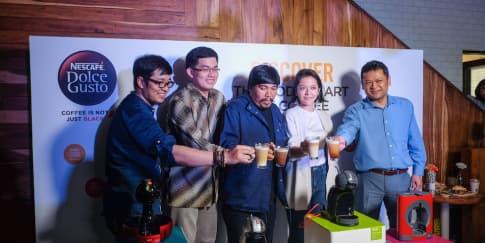 Mesin & Kapsul Nescafe Dolce Gusto Hadir di Bandung
