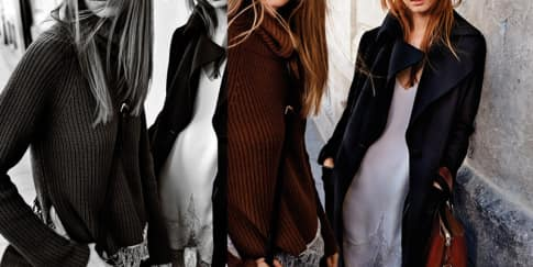 Koleksi Feminin dan Elegan dari Massimo Dutti
