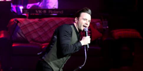 Konser Shane Filan Di Jakarta