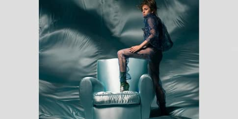 Lady Gaga Luncurkan Lagu Baru di Coachella