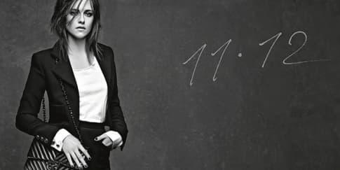 Kristen Stewart Untuk Chanel