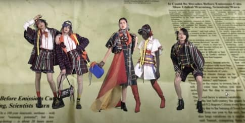 ANFA 2020 Mempersembahkan Desainer Muda Baru Penuh Talenta