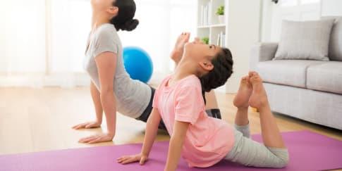 5 Cara Mudah Ajak Anak Berolahraga Bersama