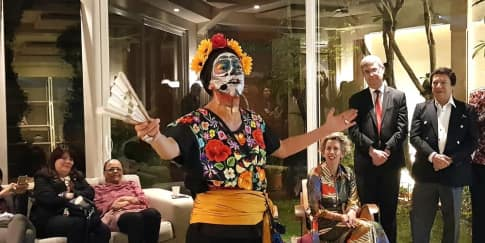 5 Fakta Unik 'Perayaan Hari Kematian' ala Meksiko
