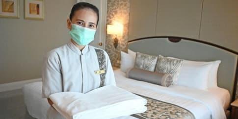 5 Hotel Paling Aman Dikunjungi Untuk Berlibur Saat Pandemi