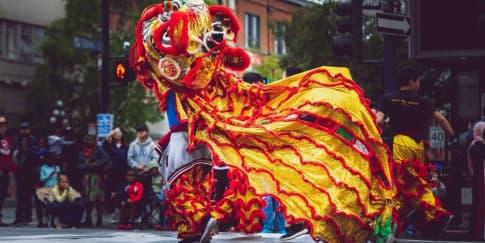 5 Negara Paling Meriah Merayakan Tahun Baru China