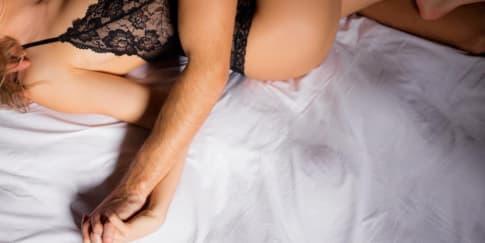 5 Titik Paling Sensitif Wanita