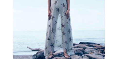 Bermimpi Keindahan Laut di Valentino Spring/Summer 2015