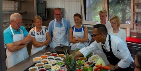 Memperkenalkan Kuliner Indonesia di Paris
