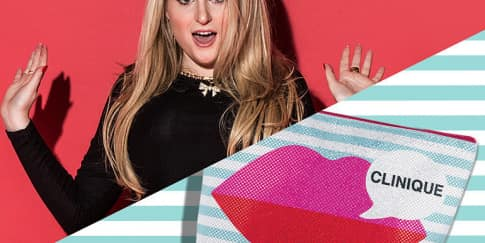 Kolaborasi Meghan Trainor dan Clinique