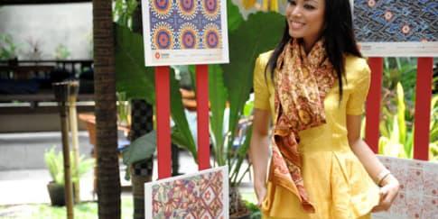 TAITRA Munculkan Motif Batik Baru dengan Teknologi Asal Taiwan