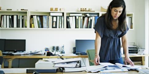 Seperti Apakah Meja Kerja Yang Baik?