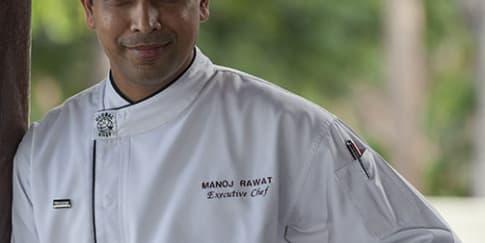 Berkenalan dengan Koki Manoj di Westin Resort Nusa Dua, Bali