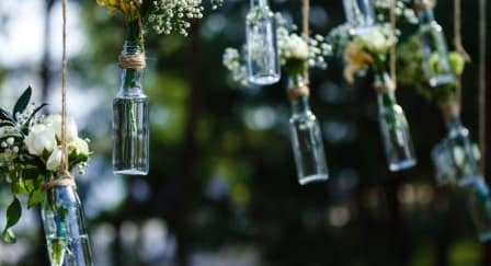 Cara Mempersiapkan Pesta Pernikahan di Rumah