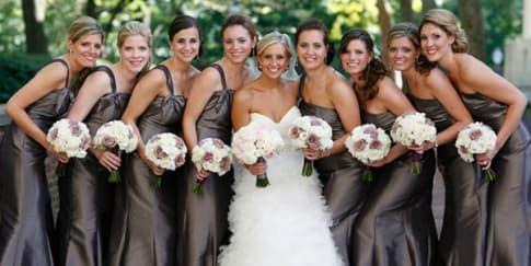 Yuk Intip Tren Bridesmaid Terbaru Tahun Ini
