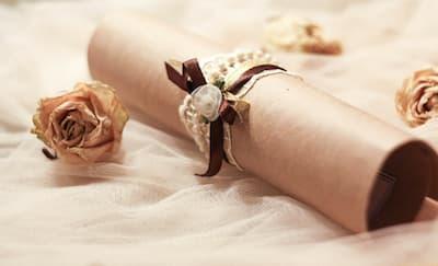 Tips Mendapatkan Undangan Pernikahan yang Elegan