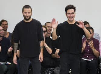 Proenza Schouler Tinggalkan New York Fashion Week