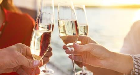 5 Manfaat Champagne Bagi Kesehatan