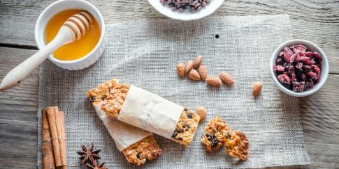 Rekomendasi Snack Sehat Pengganti Cemilan