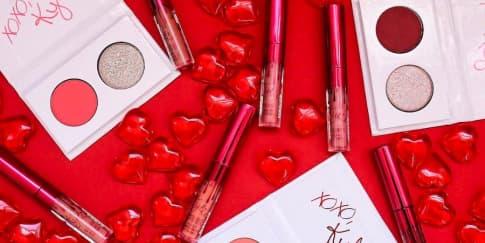 Kylie Cosmetics Hadirkan Koleksi Valentine