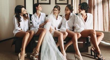 Cara Memilih Bridesmaid yang Benar