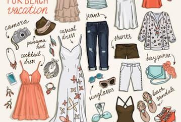6 Benda yang Sering Terlupakan Saat Packing ke Pantai