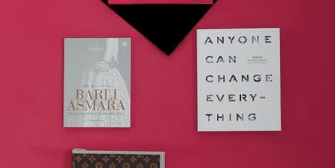 6 Buku Keluaran Fashion Brand yang Patut Dibaca!