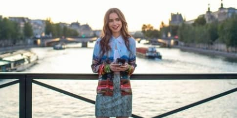 6 Fakta Menarik Di Balik Serial Emily in Paris