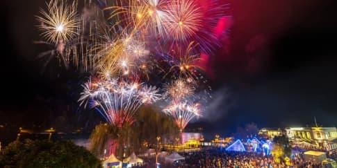 6 Festival Seru di Selandia Baru