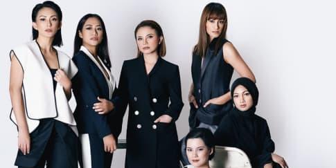 6 Wanita ini Hebat dan Inspiratif