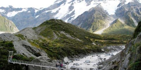 Ide Liburan Musim Dingin di New Zealand