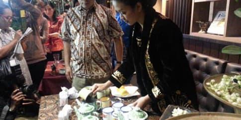 Teh Indonesia Mendunia