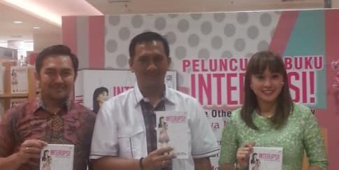 Peluncuran Buku Interupsi Nova Riyanti Yusuf