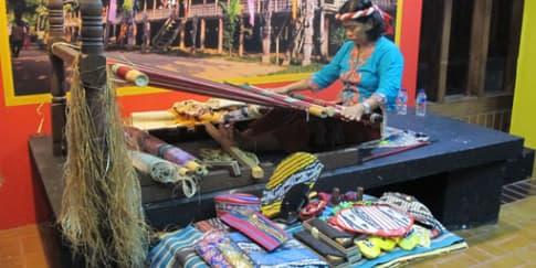 Festival Budaya Sei Mahakam Digelar di Jakarta