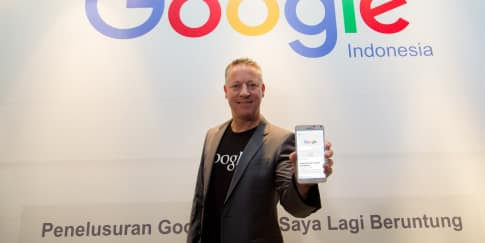 Daftar Pencarian Paling Populer di Google Indonesia