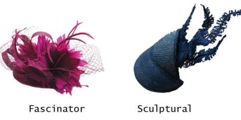 Berbagai Jenis Topi
