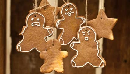 Cara Membuat Gingerbread Cookies
