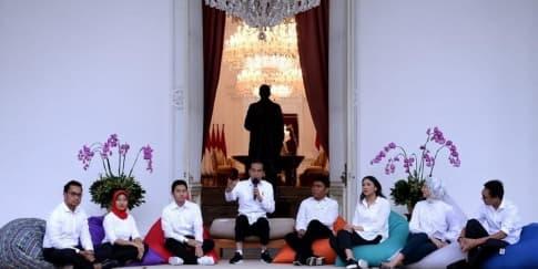 7 Anak Muda yang Terpilih Jadi Staf Khusus Presiden