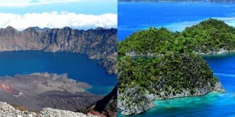 7 Destinasi Wisata Alam yang Menarik untuk Dikunjungi