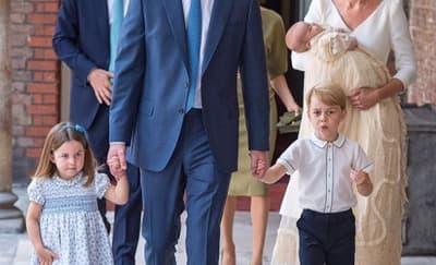 7 Hal Menarik di Pembaptisan Pangeran Louis