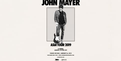 7 Hal Seputar Konser Pertama John Mayer di Jakarta