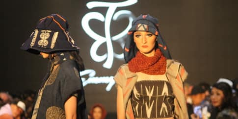 7 Highlight dari Gelaran 'Bali Fashion Trend 2020'