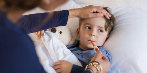 7 Obat Rumahan Saat Anak Sakit Flu