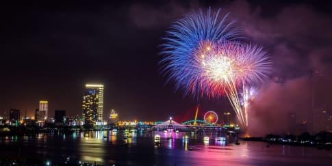 7 Pesta Kembang Api Spektakuler di Tahun Baru 2019
