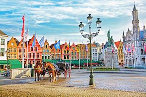 8 Tempat Paling Instagramable di Belgia
