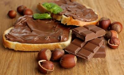 Cara Membuat Roti Bakar Nutella