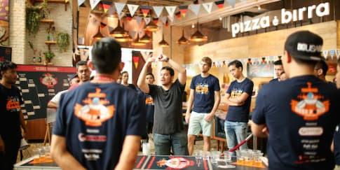 Ikut Acara Oktobeerfeast di Pizza E Birra 8 Oktober ini