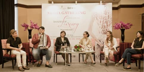 Shades of Luxury 'Wonderland' Wedding Fair Kembali Lagi